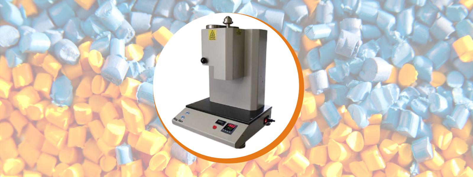 medidor de fluidez plastômetro
